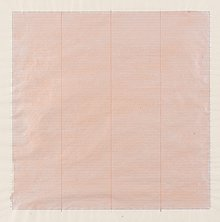 Abb. 5: Agnes Martin: Untitled